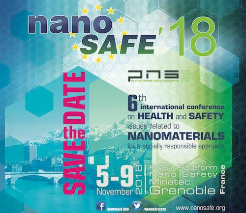 NanoSafe 2018 – Grenoble