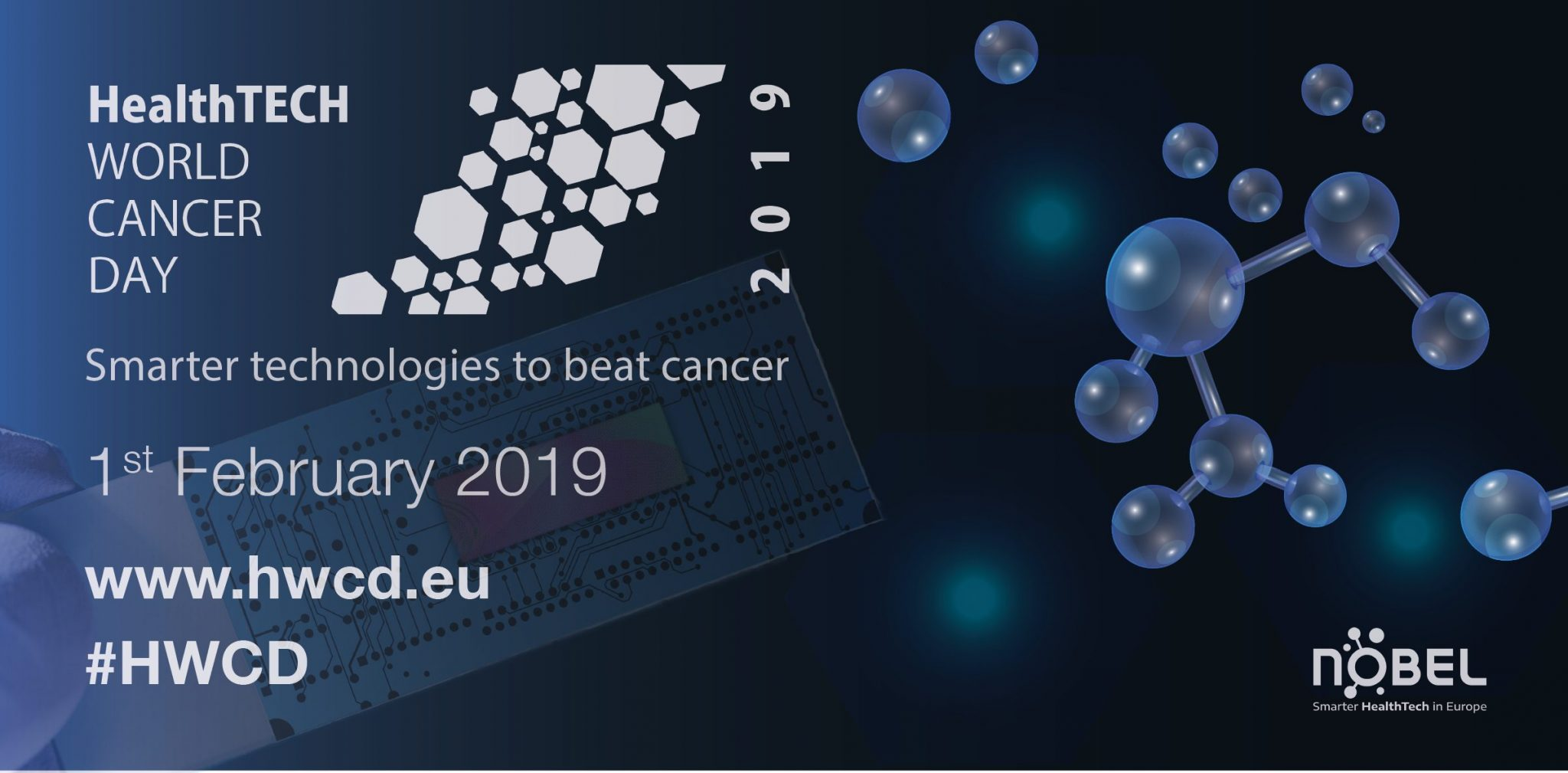 HealthTech World Cancer Day, Feb. 1st 2019