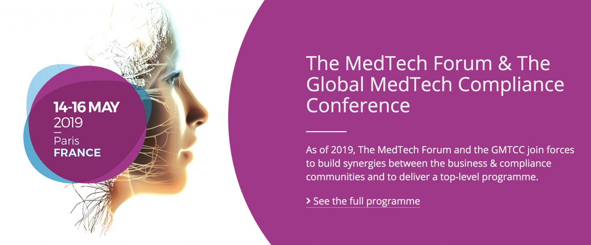 Meet the NOBEL Project at MedTech Forum 2019 in Paris! (May 15-16)