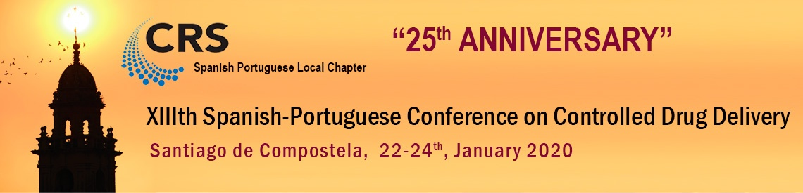 25th anniversary – XIIIth Spanish-Portuguese Conference on Controlled Drug Delivery