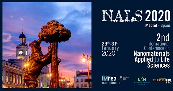 2nd International Conference on Nanomaterials Applied to Life Sciences NALS2020  – Madrid