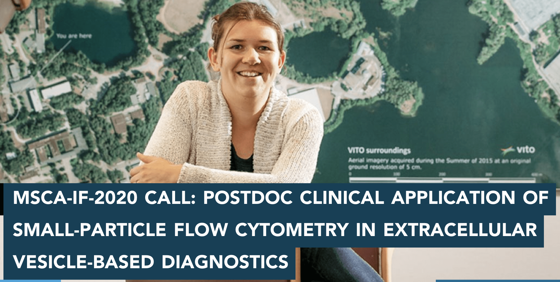 MSCA-IF job offer at VITO, Belgium Post-doc on extracellular vesicle-based diagnostics