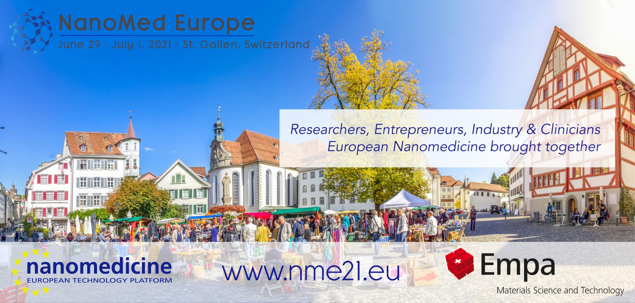 Nanomed Europe 2021