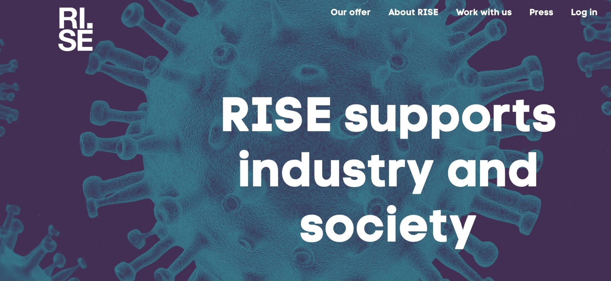 "Online symposia ""Formulated products: Dos, don'ts, tools and current trends"" by RISE."
