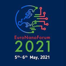 EuroNanoForum Logo 2021