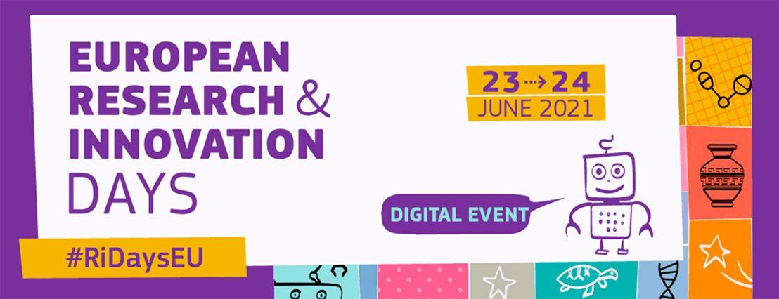 EU Research & Innovation Days 2021